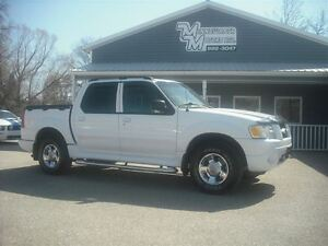 2005 Ford Explorer Sport Trac ADRENALIN EDITION 4X4!