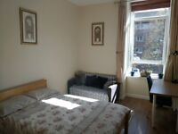 Large & Well-Furnished Double Bedroom, £350 pm - Bills Included, Glasgow City Centre