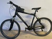 Trek mountain bike A300 four series + helmet and lock