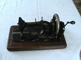 Bradbury Sewing Machine