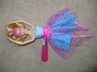 Barbie Twirling Ballerina Doll (Dance n Twirl/ Dance & Spin), new without box. Christmas..
