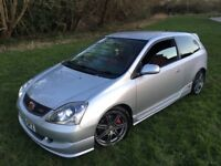 2005 Honda Civic Type R Ep3 Facelift Great specnot st vxr s3