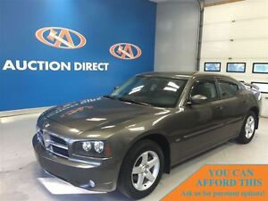 2010 Dodge Charger SXT LEATHER! SUNROOF! FINANCE NOW!