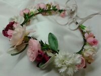 Hen party/ DIY flower crowns and wedding flowers workshops