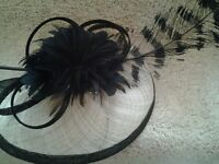 Fascinator, worn once for my daughters wedding