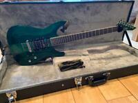 ESP LTD SC-20 20th Anniversary Stef Carpenter Signature guitar