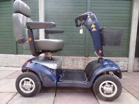 Sterling Emeral 3/6 mph mobility scooter