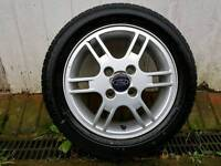"Ford Ka 14"" Alloy wheel and very good tyre"
