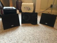 TEAC Micro Hi-Fi System (TD-X300i) with Tuner (Radio), iPod dock, AUX & CD/MP3