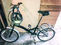 Folding bicycle in mint condition
