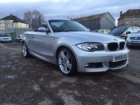 2009/59 BMW 120D M Sport Silver