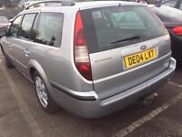 Ford Mondeo TDCi estate, 11 months MOT, TOWBAR full service £550