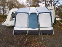 CARAVAN PORCH AWNING MANUFACTURED BY OUTDOOR REVOLUTION MODEL COMPACTALITE PRO 325