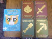Minecraft handbooks