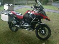 BMW R1200GS TE Adventure