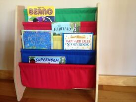 Childrens book shelf