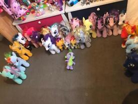 My little pony build a bears