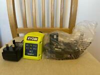 Ryobi ONE+ 2.0Ah 18V Battery and Charger set