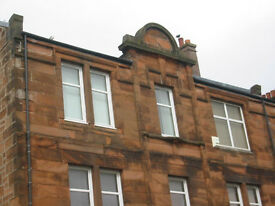 Spacious top floor 2 bedroomed fully furnished flat