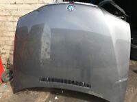03 BMW E46 4 DOOR BONNET