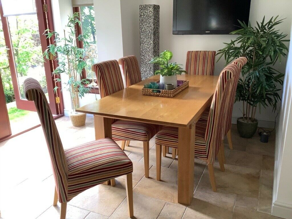 Dining table and chairs   in Bearsden, Glasgow   Gumtree