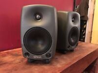 Genelec 8030B recording studio monitors - pair