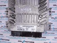 FORD GALAXY MK3 S-MAX MONDEO MK4 2007-2010 1.8 TDCI ENGINE ECU KY09