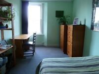 Mon-Fri flat share - sunny double room in Cotham flat