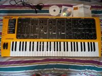 Studiologic Sledge 2.0 Synth Keyboard. Nearly new. Mint Condition