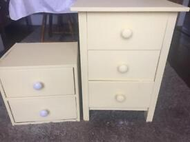 Bedside cabinet (will sell separately)