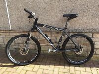 Orbea Satellite men's hard tail Mountainbike with adjustable front suspension - very good condition.