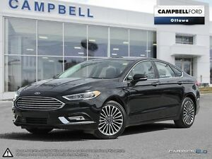 2017 Ford Fusion SE AWD-LOW PRICE-NAV-LEATHER