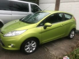 Ford Fiesta very low mileage