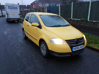 Volkswagen FOX 1.2 Urban 3dr Superb mpg. now has 12 months mot.