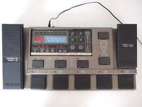Zoom 8080 'Super Player' Rare Twin Pedal Electric Guitar Multi-effects Unit