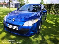 2010 Renault Megane 1.5 DCI Diesel £30 Yearly tax. Cheap To Insure and Service