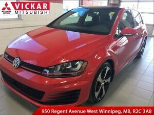 2016 Volkswagen Golf GTI Autobahn/ App-Connect/ Fender Audio Sys