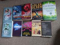 Books/novels in German language