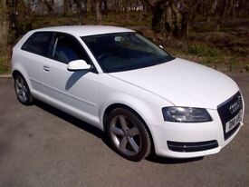 Audi A3 1.6 Technik stunning ibis white (Low mileage)