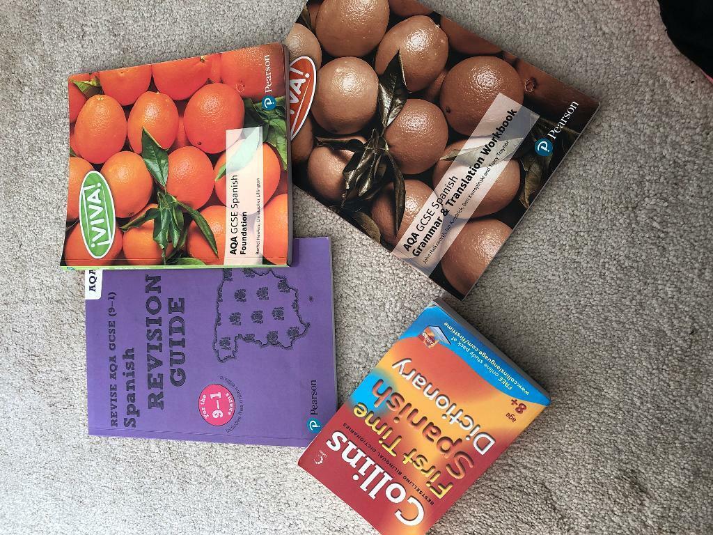 Spanish revision books   in Nailsea, Bristol   Gumtree