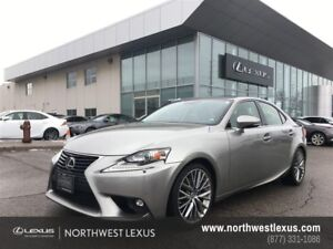 2015 Lexus IS 250 LUXURY PACKAGE