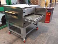 "CATERING COMEMRCIAL BRAND NEW 21"" CONVEYOR BELT PIZZA OVEN CUISINE PIZZA SHOP TAKE AWAY CAFE SHOP"