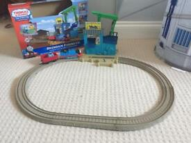 Thomas the Tank Engine Brendam docks fishing company trackmaster set