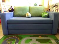 sofa bed, Immaculate 2 seater, PET/Smoke free