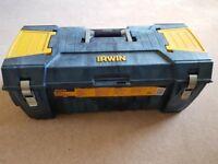 "IRWIN 26"" Professional Tool Box"
