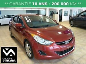 2012 Hyundai Elantra GL**AIR+BLUETOOTH**