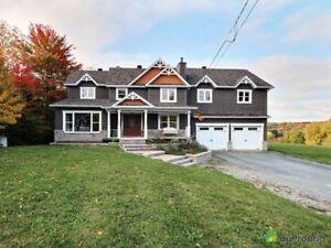 499 000$ - Maison 2 étages à vendre à Sherbrooke (Brompton)
