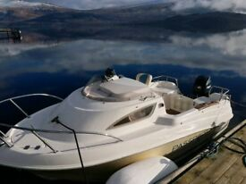 Quicksilver Passport 430 2008 fully serviced ready to use stunning