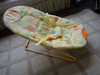 Baby Bouncer in Excellent Condition, from Mothercare