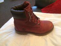 Brand new timberland boots never worn